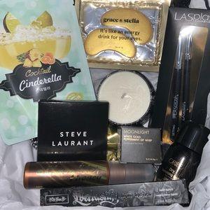 Beauty Spa Makeup Eyeshadow Palette Gift Set